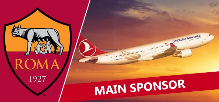 Main Sponsor As Roma