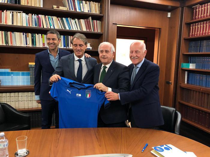 Roberto Mancini nuovo CT