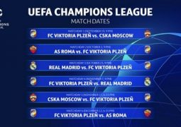 Asroma Calendario.Calendario As Roma Champions League 2018 2019 Roma Real