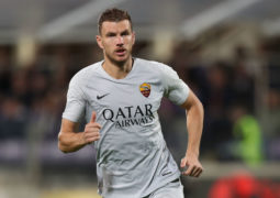 Dzeko all'Inter