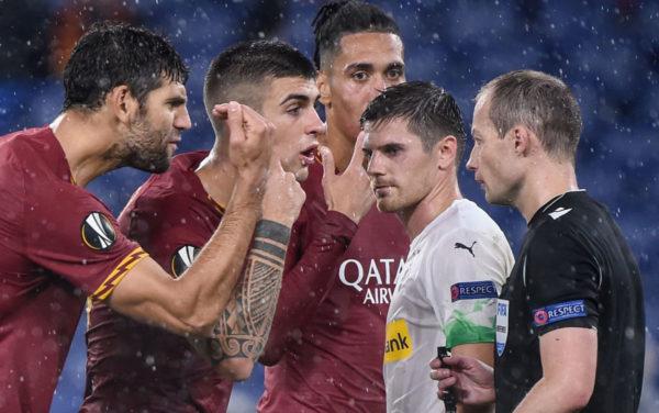 Roma-Borussia Moenchengladbach